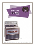 Service Manual Wurlitzer 3300