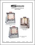 Service Manual Seeburg 3WA, 3WU, 3W160