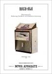 Bedienungs-Handbuch 404, German