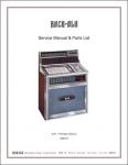 Service Manual Rock-Ola 435