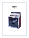 Service Manual Rock-Ola 441
