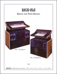 Service Manual Rock-Ola 453 und 454