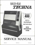 Service Manual Rock-Ola 480