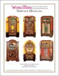 Service Manual Wurlitzer 700 - 950