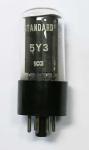 5Y3 - Gleichrichterröhre