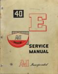 Service Manual AMI E-40