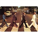"""Blechschild """"The Beatles"""""""