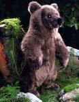 "Brown Bear ""Schnuffel"""