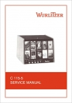 Service Manual Modell C115-5