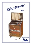 Service Manual Canteen Electronic 160