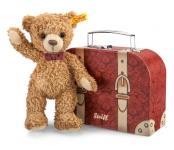 Carlo Teddybär mit Koffer