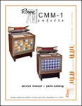 Service Manual Rowe/AMI CMM-1