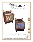 Service Manual Rowe/AMI CMM-1