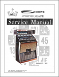 Service Manual Seeburg DS