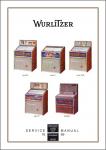 Service Manual W100 und W160 - 1969