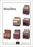 Service Manual Models 1970