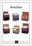 Service Manual Modelle 1971