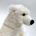 """Eisbär """"Nanook"""", stehend"""