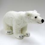 """Polar Bear """"Olaf"""", standing"""