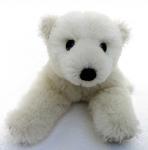 """Polar Bear Baby """"Nurri"""""""