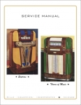 Service Manual Mills Throne of Music