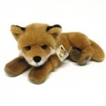 "Young Fox ""Pauline"", lying"