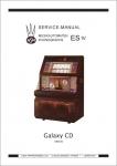 Service Manual Galaxy CD
