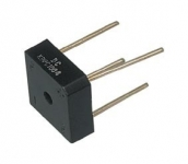 Sillicon bridge rectifier