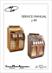 Service Manual J-40