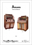 Service Manual J-80 und J-120