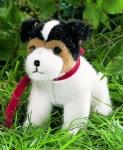"""Jack Russel Terrier """"Jacky"""", sitzend"""