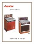 Service Manual Jupiter F100 and 120M