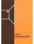 Kleines Lautsprecher-ABC