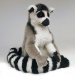 "Ring-tailed lemur ""Luis"""