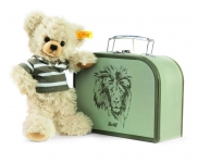 Lenni Teddy Bear with suitcase