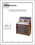 Service Manual Seeburg LPC480