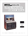 Service Manual Seeburg LS1
