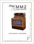 Service Manual ROWE/AMI MM-2