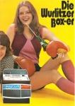 Brochure Deutsche Wurlitzer Lyric 1970