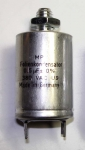 Motor run capacitor 0.5 µF