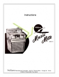 Service Manual Williams Music Mite