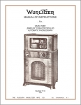 Service Manual Wurlitzer P-10