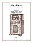 Service Manual Wurlitzer P-10