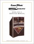 Service Manual Seeburg SCD-1A