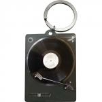 """Schlüsselanhänger """"Retro Vinyl Player"""""""