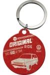 "Key chain ""Golf - The Original Ride"""