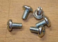 Screws for lightshield