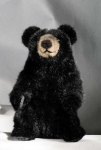 Black Bear, miniature