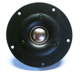Dome tweeter titanium