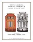 Service Manual Seeburg Symphonola 1940